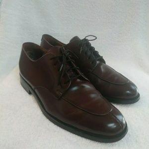 Cole Haan Dark Brown Casual Dress Shoes Sz 8.5
